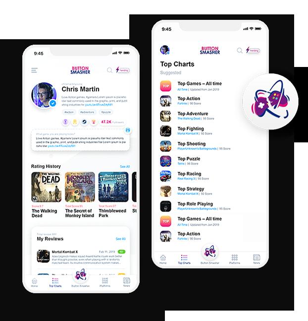 Button Smasher App