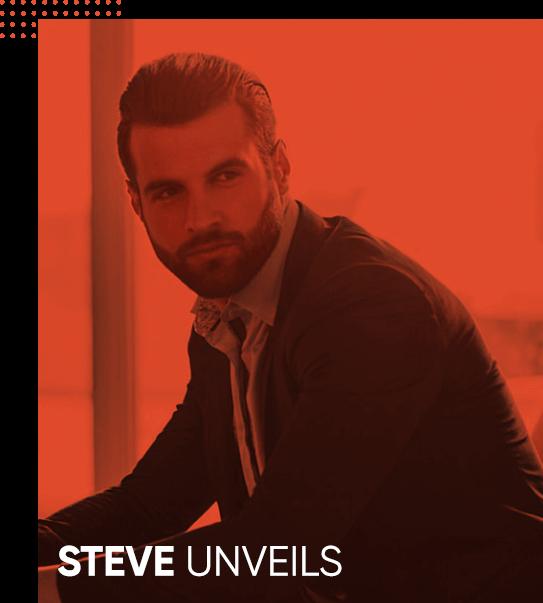 Steve-Unveils