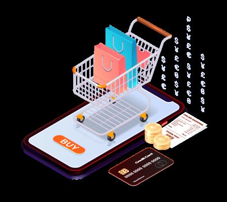UI/UX Centric Ecommerce App Design
