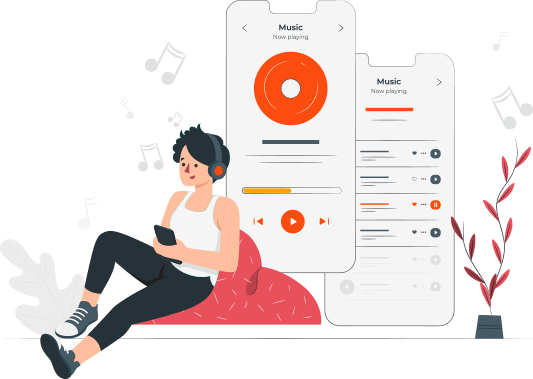 Top Rated Music App Development
