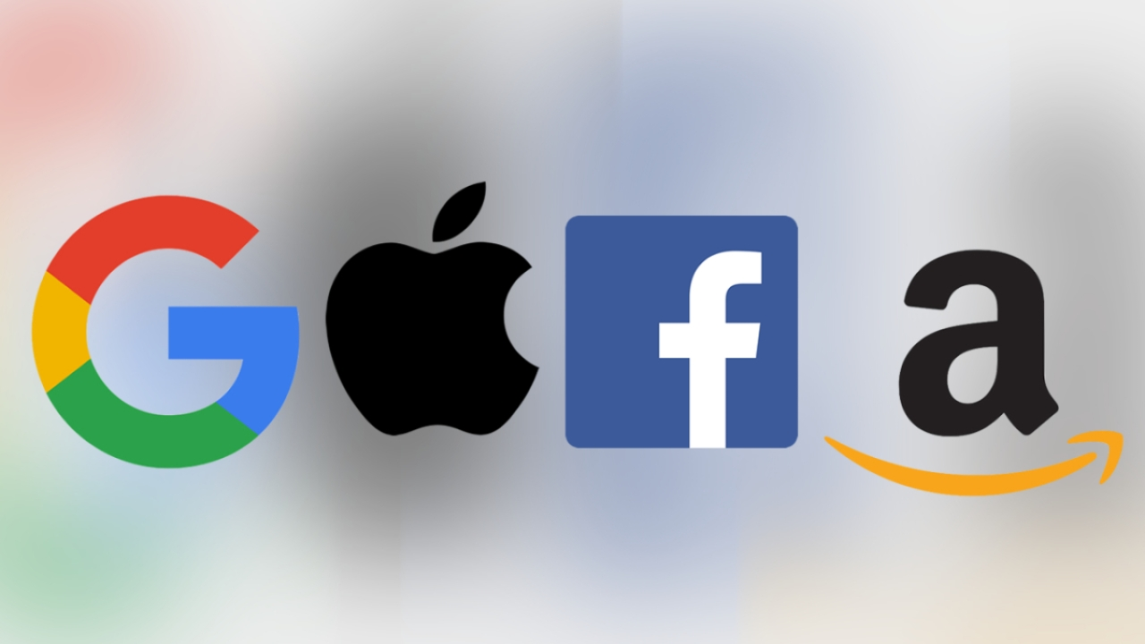 Google, Facebook, and Apple