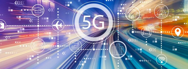 incorporation of faster connectivity with 5G networks