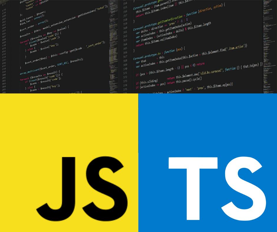 Choose TypeScript And Javascript