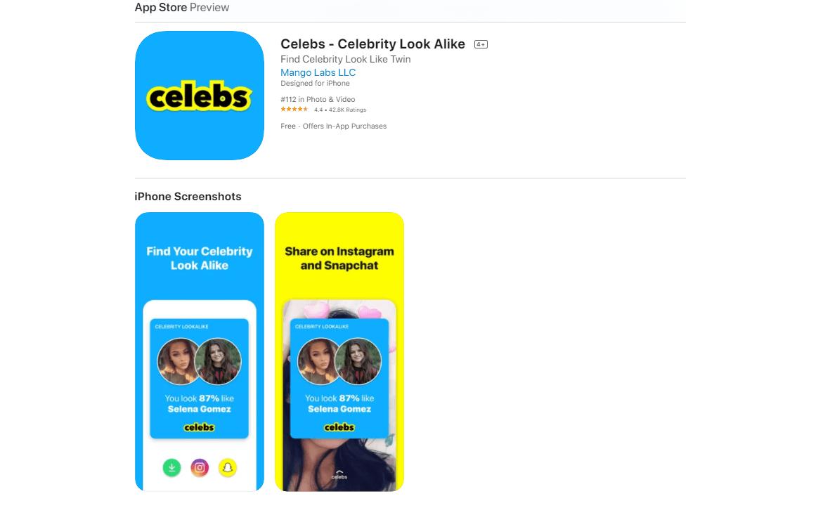 Celebs Celebrity Look Alike